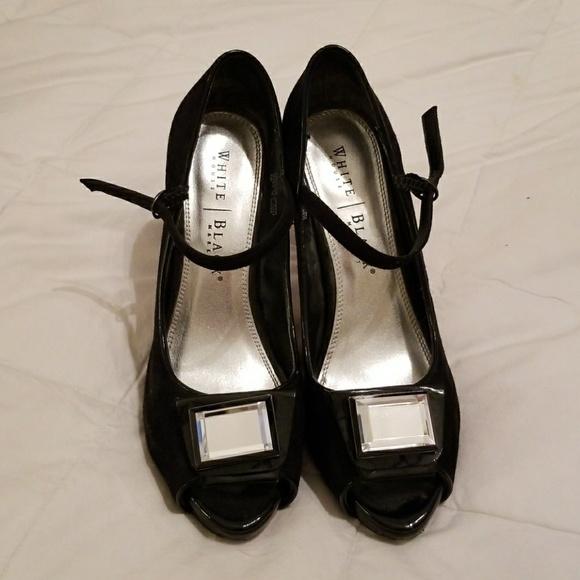 f05c175f1 White House Black Market Shoes | Whbm Black Mary Janes | Poshmark